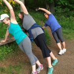 HIIT the Trail activity in Duncan BC