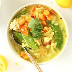 Easy Curry in a Hurry, packs a heap ofnutritional value with all the veggies and quinoa. It's quick and easy to make. Served over quinoa, you get protein and fibre with low carbs. Forever Fit, Duncan