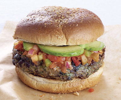 These Black Been Burgers are amazing! Your non vegan friends may never know that its not beaf and your vegan friends will be impressed. They are easy to prepare, healthy and can be frozen for a later quick meal!