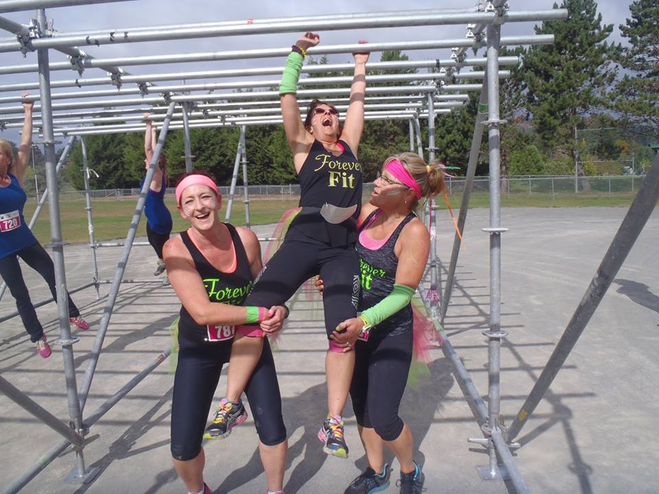 Woman2Warrior Event 2017. Fun, Fitness, Women ... does it get any better? Please join us for a lot of laughs at this awesome event where we get to raise money for local kids to go to Easter Seals Camp. Forever Fit, Duncan,BC