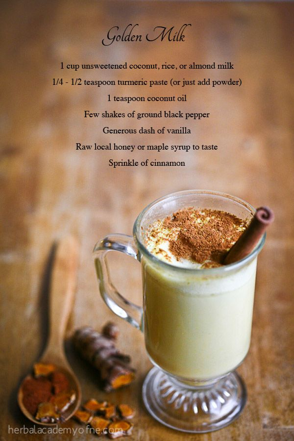 According to WebMD, this simple recipe for Golden Milk has numerous health benefits, including better sleep, digestion and nausea. Forever Fit, Duncan, BC.
