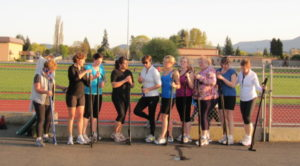 Gymstick Bootcamp at the Cowichan Sportsplex. Forever Fit, Duncan, BC