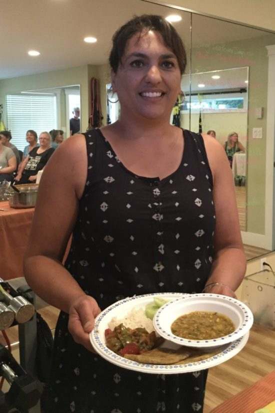Indian Cooking with Updesh, Forever Fit, Duncan BC