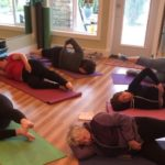Release and Restore class helping to improve mobility, stability and posture. Reduce pain and stiff achey body. Forever Fit, Duncan, BC