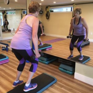 Bootcamp in the studio. Fun, Safe & Effective : ) Forever Fit, Duncan, BC