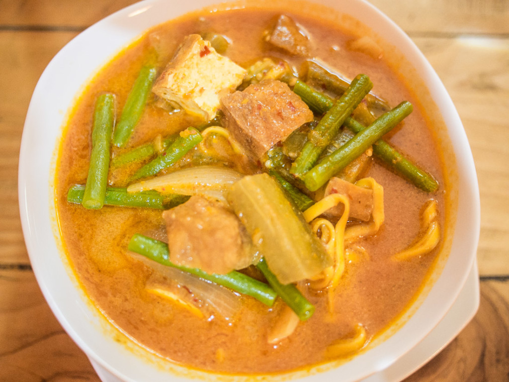 Lemon Grass and Coconut Curry Sauce with Creamy Tofu is another one of those go to recipes that makes a lot and tastes awesome. Awesome enough to eat all week or serve to your company. Forever Fit, Cowichan Valley