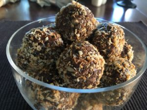 Delicious and easy to make, the IMAGO Energy Balls are a healthy go to snack for everyone. Forever Fit, Duncan, BC.