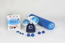 MELT is a simple self-treatment technique designed to eliminate chronic pain and erase the negative effects of aging by tapping into the nervous system and the connective tissue system.
